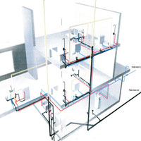 Part Consultancy for electrical, sanitary etc.
